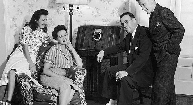 listen to old time radio programs in crystal clear sound.